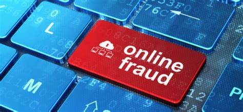 Detecting Online Scams - Online Fraud Image