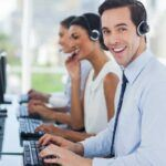Legitimate Ways to Work from Home - Call Center Image