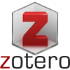 Best Free Blogging Resources - Zotero Logo Image